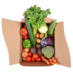 Vegetable freshbox ORGANIC