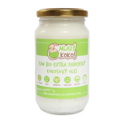 ORGANIC Coconut oil raw extra virgin