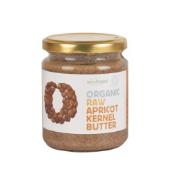 Apricot kernel butter RAW ORGANIC