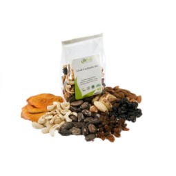 ORGANIC Tastes of four continents - nuts mix RAW