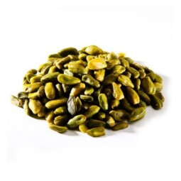ORGANIC Shelled pistachios RAW