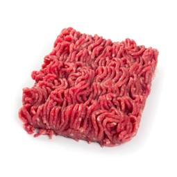 ORGANIC Beef minced meat with salt