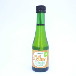 ORGANIC Virgin sesame oil