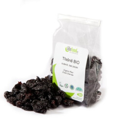 ORGANIC Dried cherries RAW
