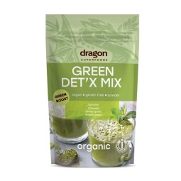 Green detox mix ORGANIC 200g DRAGON