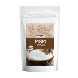 MSM powder 200 g DRAGON