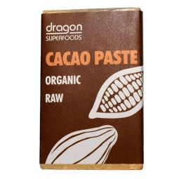 Cacao mass ORGANIC 180g DRAGON