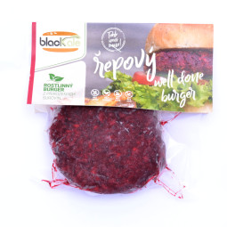 Beet WELL DONE burger 140g