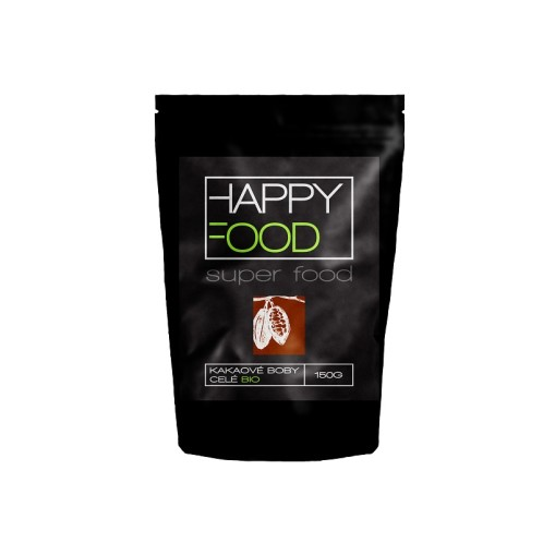 ORGANIC Cocoa beans whole HAPPYFOOD