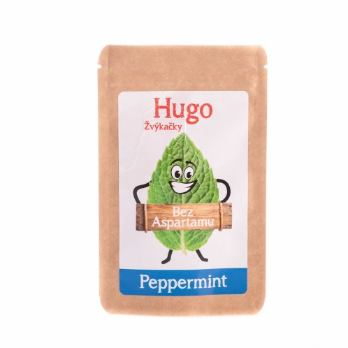 Peppermint Chewing Gum 9g
